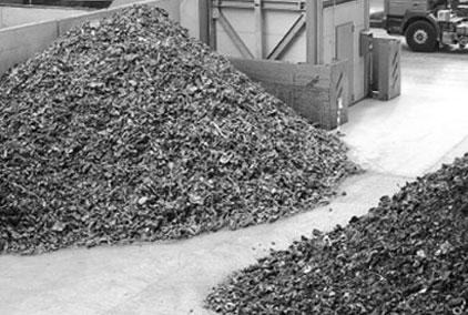 Recykling/odzysk materiałów odpadowych, proler, żelazo, aluminium, stal nierdzewna, materiały indukowane